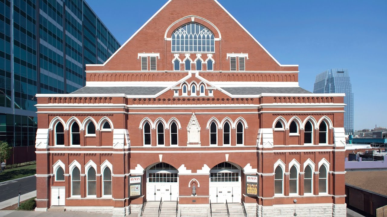 Things to Know Before You Attend an Event at The Ryman Theater